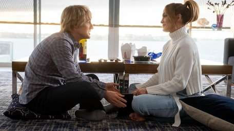 Owen Wilson and Jennifer Lopez in Universal Pictures'