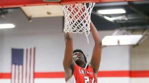 Amityville defeated Miller Place, 65-46, in Suffolk League