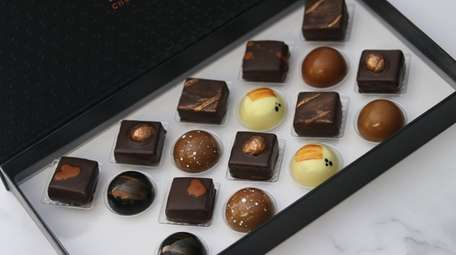 Cutchogue-based chocolatier Ursula XVII launched Disset Chocolate after