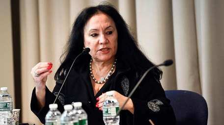 Betty A. Rosa, the first Latina to head