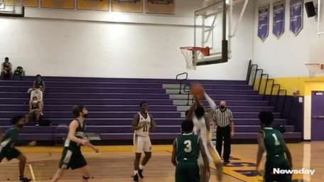 Central Islip defeated Longwood, 75-41, in Suffolk League