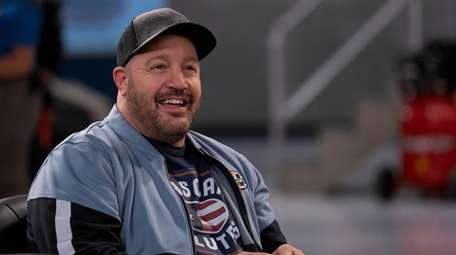 """Kevin James as Kevin in """"The Crew."""""""