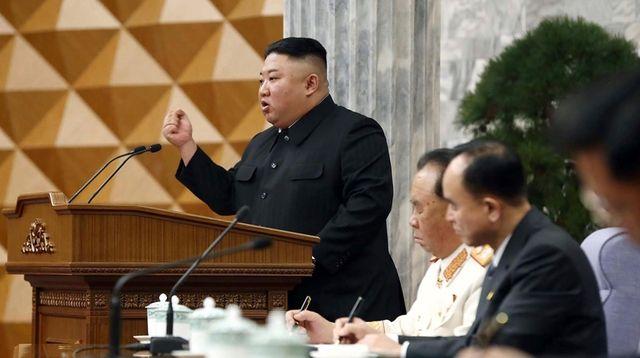 North Korea and its leader, Kim Jong Un,