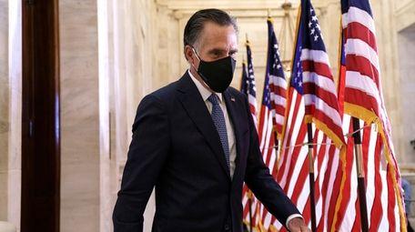 U.S. Sen. Mitt Romney (R-Utah) recently proposed giving