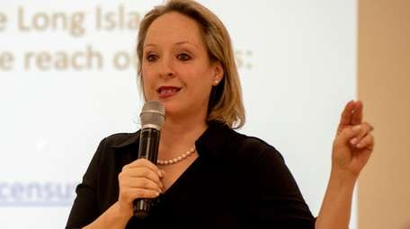 Rebecca Sanin is president and chief executive of