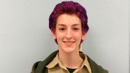 Summer Levinsky, 18, of Huntington Station, has attaned