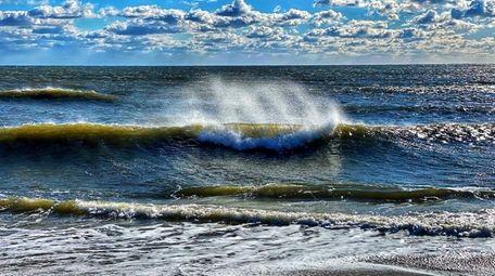 Michele Primavera took this photo at Cupsogue Beach