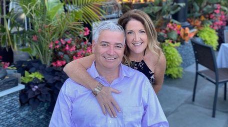 Michael and Carolyn Levey celebrate their 11th wedding