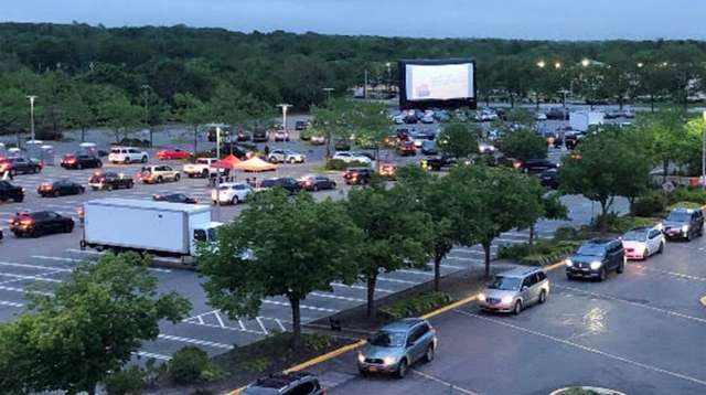 The Movie Lot Drive-In series will begin its