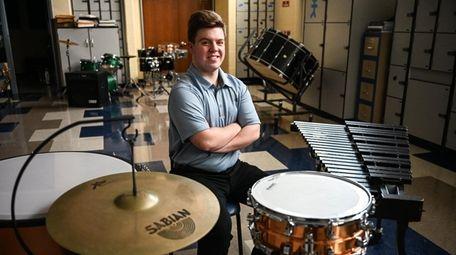 Will Green at Riverhead High School.