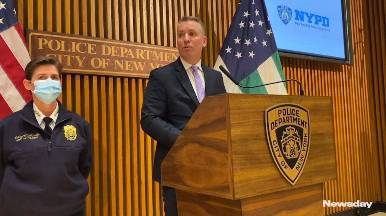 The NYPD has increased its police presence on