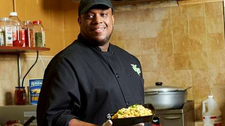 Steven McKail, owner of Caribbean Flavors in Port