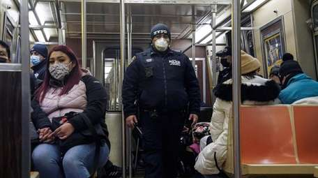 Extra NYPD officers were assigned to patrol the