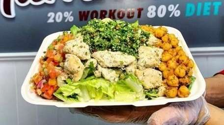 Hummus Fit opened its second Long Island storefront,