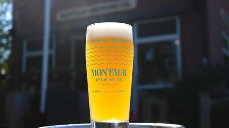 The Montauk Brewing Company in Montauk is the