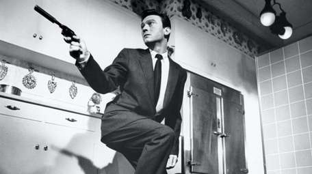 Laurence Harvey stars in the political thriller