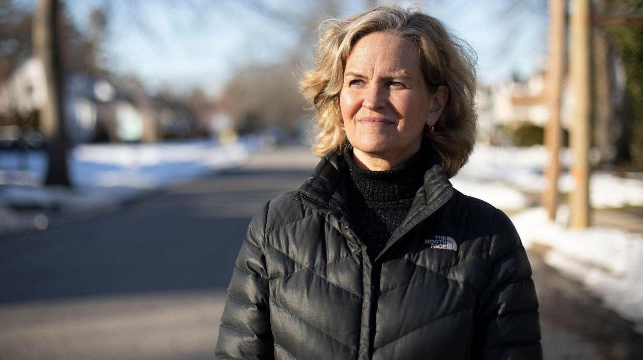 Nassau County Executive Laura Curran on Tuesday spoke