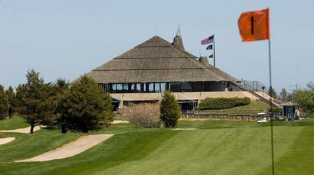 Montauk Downs State Golf Course in Montauk.