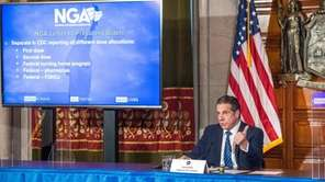 Governor Andrew M. Cuomo has been accused of