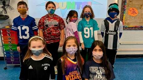 Plainedge School District encouraged students to think and