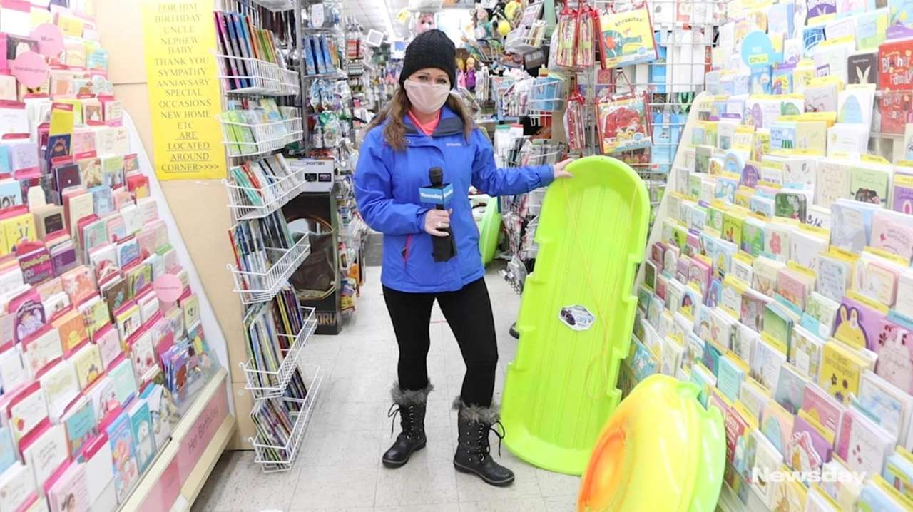 Newsday's Cecilia Dowd visited Miller's Housewares and Hardware