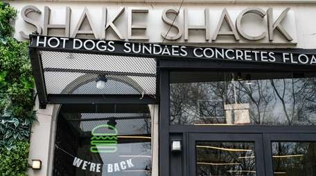 Shake Shack is among those public companies reporting