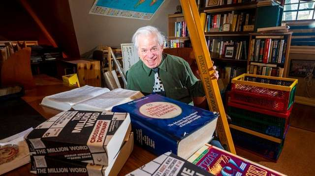 Stan Newman, who has been creating the Newsday