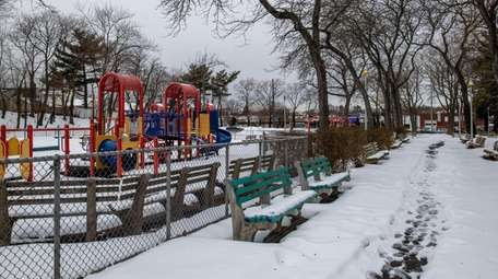 Elmont Road Park in Elmont