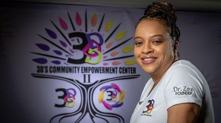 Racism, says Zodelia Williams,