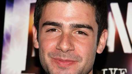 Actor Adam Kantor attends the