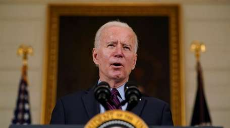 "President Joe Biden believes that school districts ""need"
