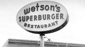Wetson's, at Sunrise Highway and Rockaway Avenue in