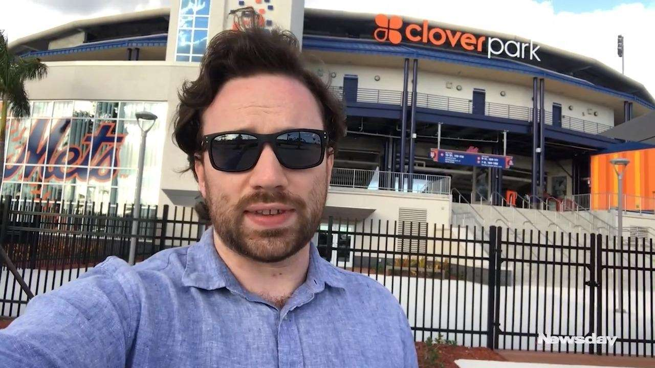 Mets beat writer Tim Healey recaps the day
