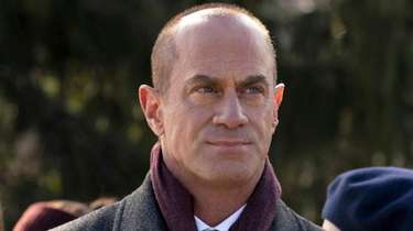 Christopher Meloni stars as Det. Elliot Stabler in