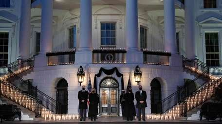 President Joe Biden, first lady Jill Biden, Vice