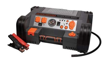 Black & Decker Portable Power Station is a