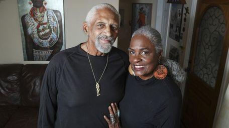John Phillips, seen with his wife, Renee, won