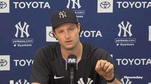 Gerrit Cole, Yankees ace righthander and part of