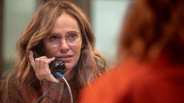 "Amy Brenneman as Mary in Amazon Studios' ""Tell"