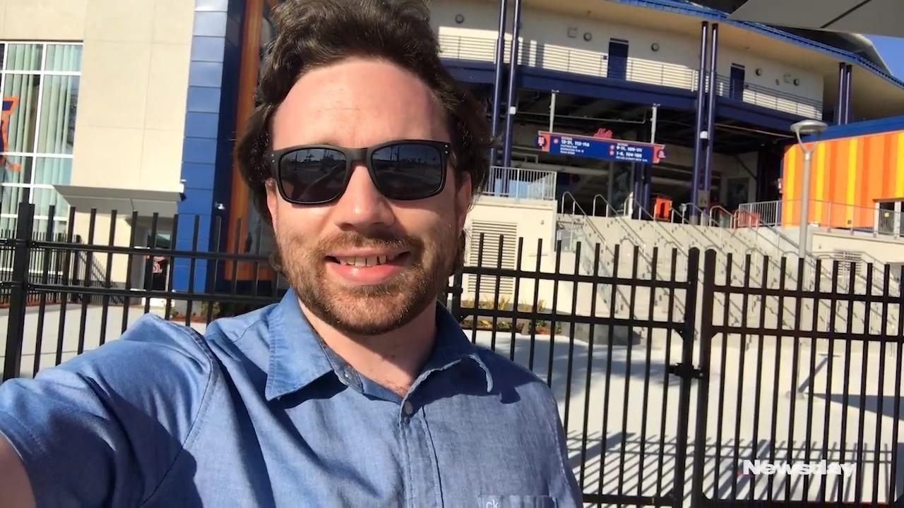 Newsday's Tim Healey talks about live batting practice