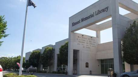Elmont Memorial Library in June 2017.