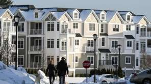 Nassau County residents who own homes in new