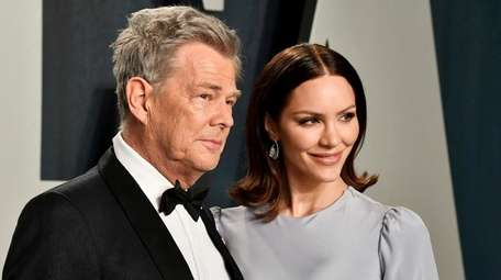 David Foster and Katharine McPhee, who wed in