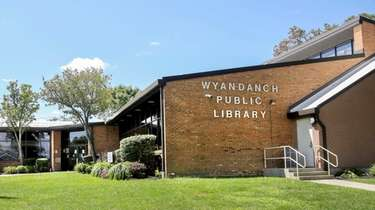 The Wyandanch Public Library is proposing a separation