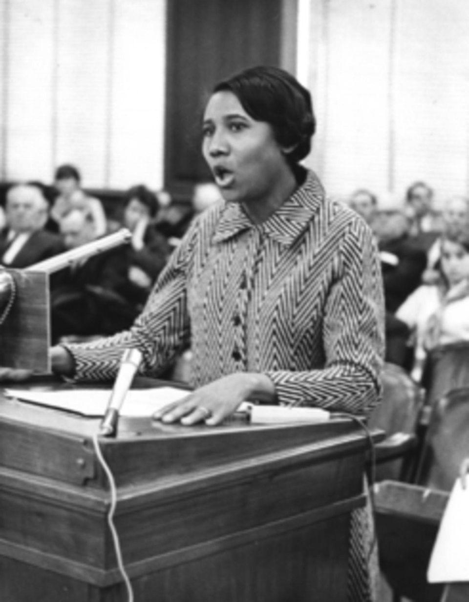 Dr. Hazel N. Dukes, a native of Alabama,