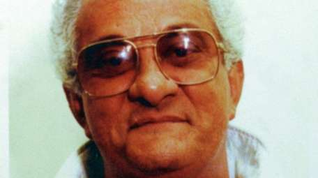 Peter Gotti, shown in an undated photo.