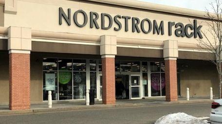 Nordstrom Rack in the Huntington Shopping Center, seen