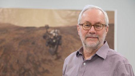 Scott McLellan, distinguished professor in the Department of