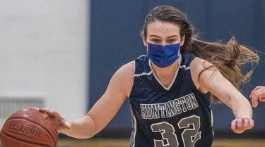 Huntington Emily Plachta takes on West Babylon takes