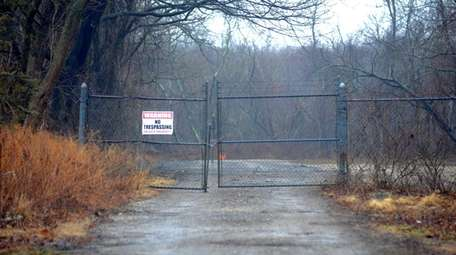 Thirteen acres in Moriches formerly owned by Nevins